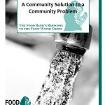 Food Bank of Eastern Michigan Water Crisis Response Booklet