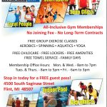 Insight Health & Fitness Center Advertisement