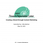 Rebranding Strategy / Content Marketing Plan