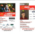 Saginaw Bay Symphony Orchestra Concert Season Ads