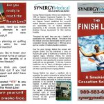 "Synergy Medical ""The Finish Line"" Program Brochure"