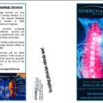 Synergy Medical Rheumatology Brochure