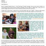 2017 March Against Hunger Donor Appeal Letter